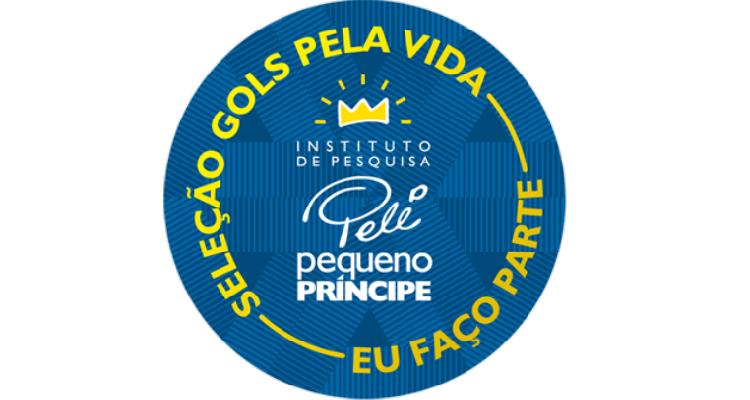 Priory apoia programa Gols Pela Vida, do Instituto Pelé Pequeno Príncipe