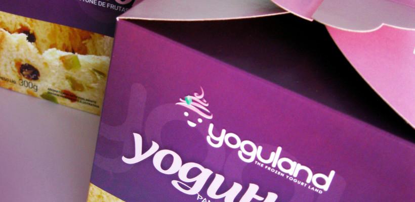 Embalagem do Yoguttone