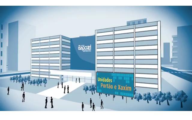 Vestibular de inverno da Faculdade Bagozzi tem comercial para televisão