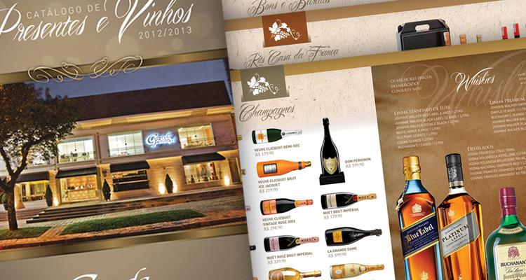 Catálogo da Casa da França