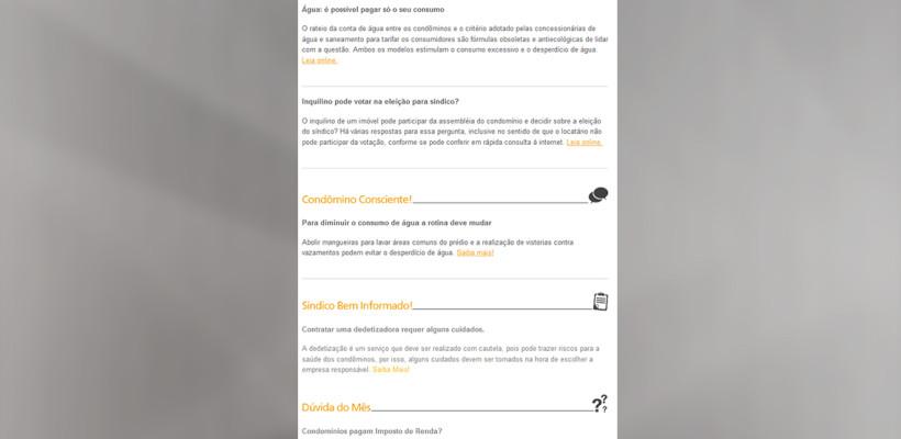 Priory cria newsletter para a Garante Deodoro