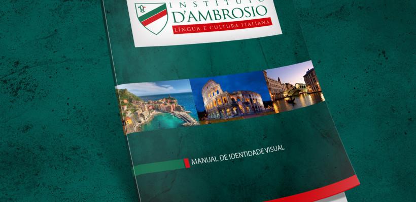 Priory redesenha o logotipo do Instituto D'Ambrosio