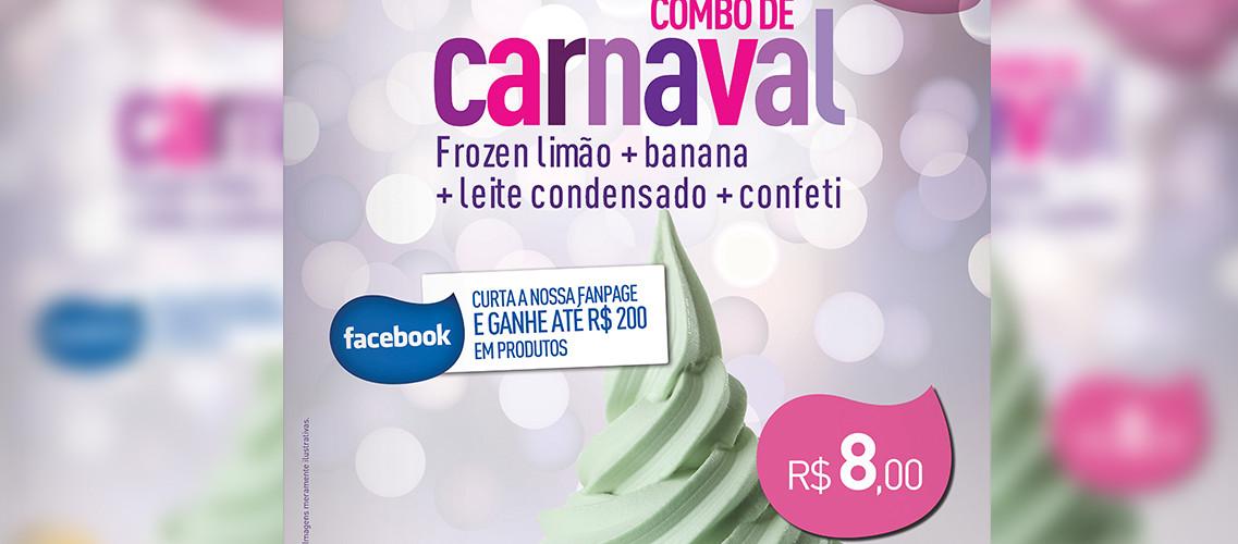 Campanha promocional Carnaval