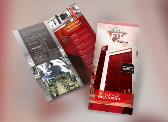 Folder promocional