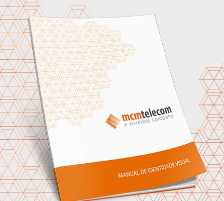 Priory cria nova identidade visual para MCM Telecom