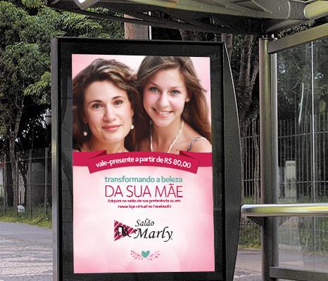 Priory assina campanha de Dia das Mães do Salão Marly