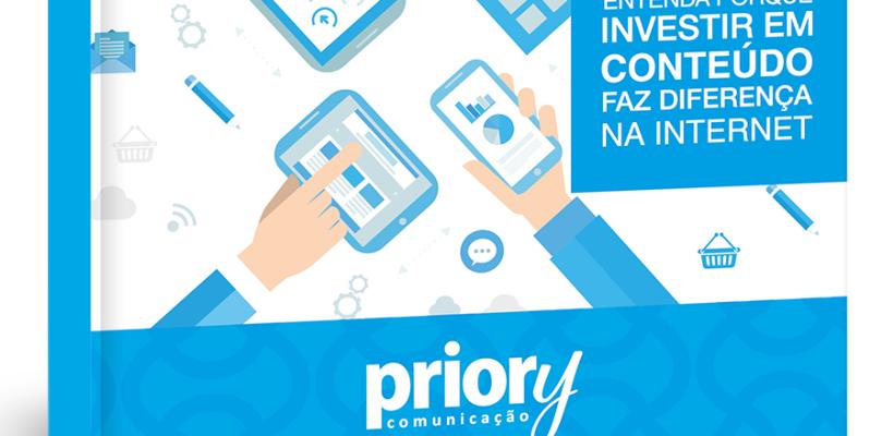 Ebook: Entenda porque investir em conteúdo faz diferença na internet