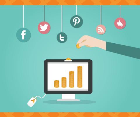 Descubra quais mídias online apresentam maior ROI
