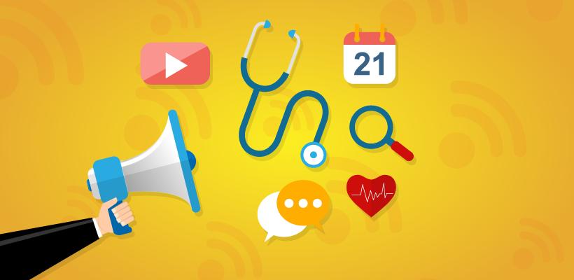 Marketing médico: o que devo fazer para aparecer na internet?