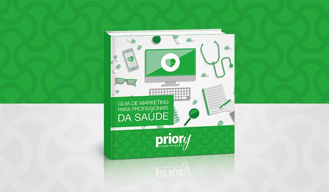 Ebook: Guia de marketing para profissionais da saúde